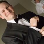 Kirk's Wedding Prep