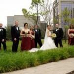 Wedding Party Photoshoot