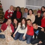 2010 Christmas Dinner Party