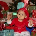 Kate's First Christmas