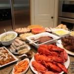 2012 Thanksgiving Dinner