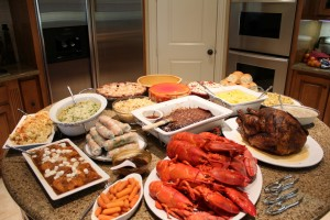 2012 Thanksgiving Meal-10